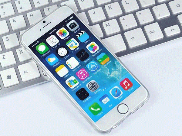 coque iPhone 6 souple Ice Clear